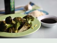 Brilliant Roast Broccoli Dippers