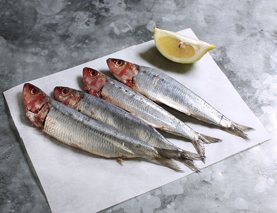 Sardines, Whole & Pan Ready (260g)