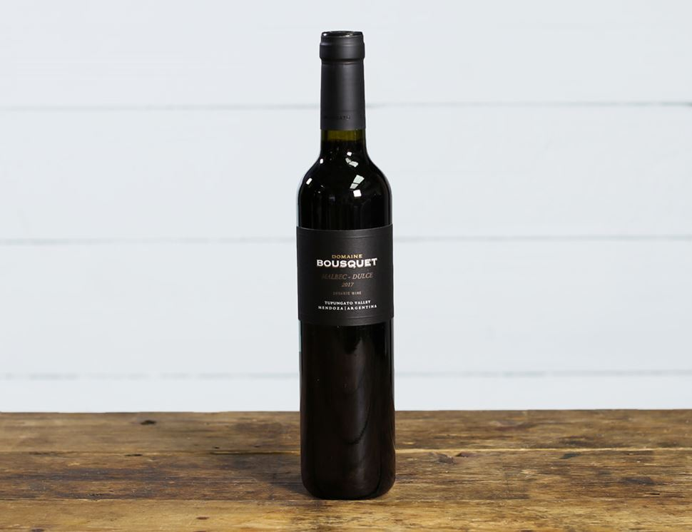 Domaine Bousquet Fortified Malbec, 2017, Organic (50cl)
