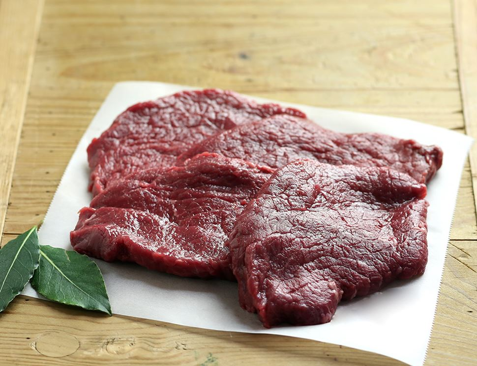 Minute Steaks, Organic (300g)