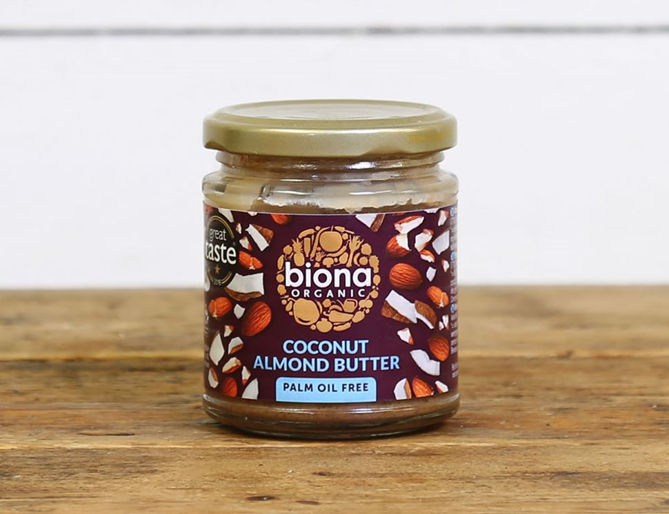 Coconut Almond Butter, Organic, Biona  (170g)