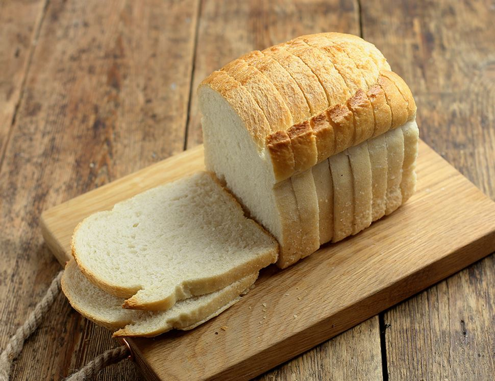 White Loaf, Sliced, Organic, Authentic Bread Co. (400g)