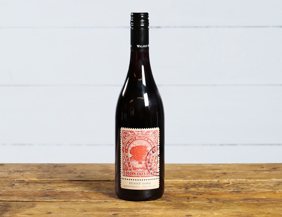 Marlborough Pinot Noir, The Collectables, 2016, Organic (75cl)