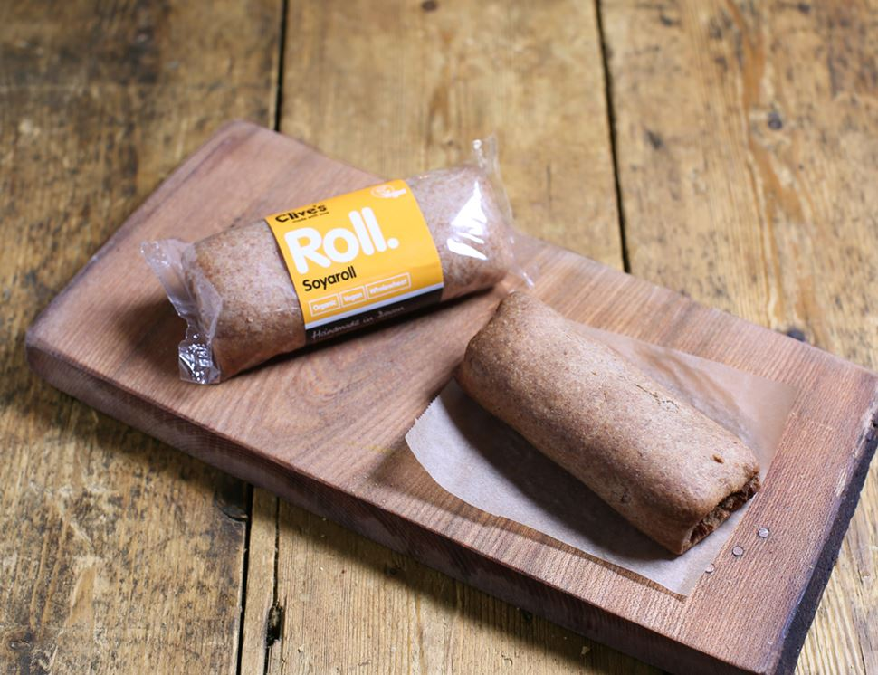 Soya Roll, Organic, Clive's (115g)