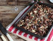 Apple, Chestnut and Sage Stuffing