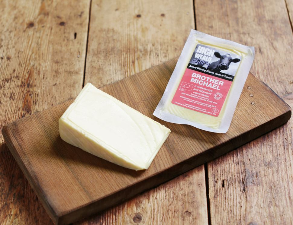 Brother Michael Cheese, Organic, High Weald Dairy (150g)