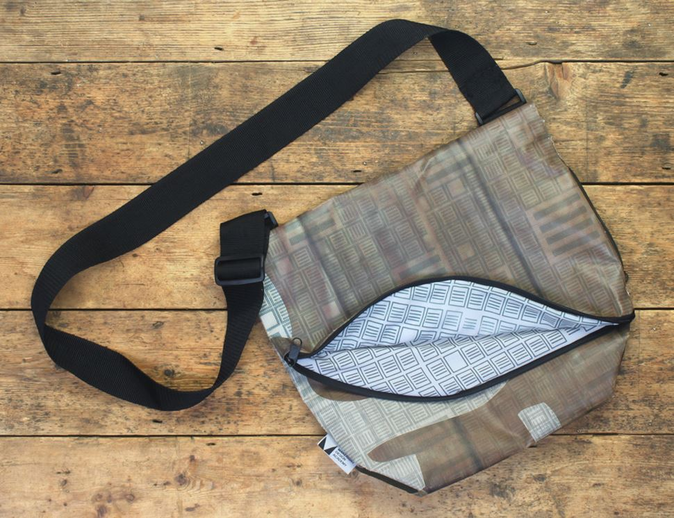 King Decoy Messenger Bag, Makeright in Partnership with Abel & Cole