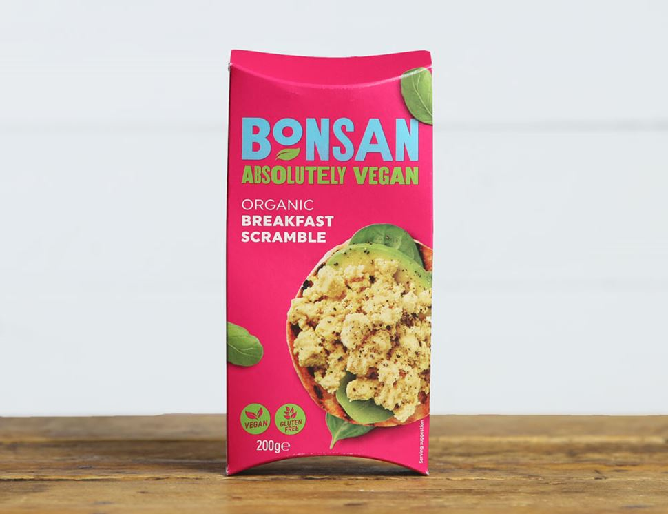 Breakfast Scramble, Organic, Bonsan (200g)