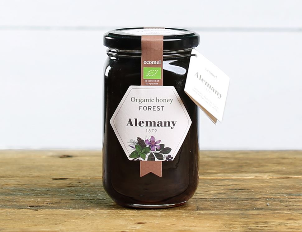 Spanish Forest Honey, Organic, Alemany (500g)