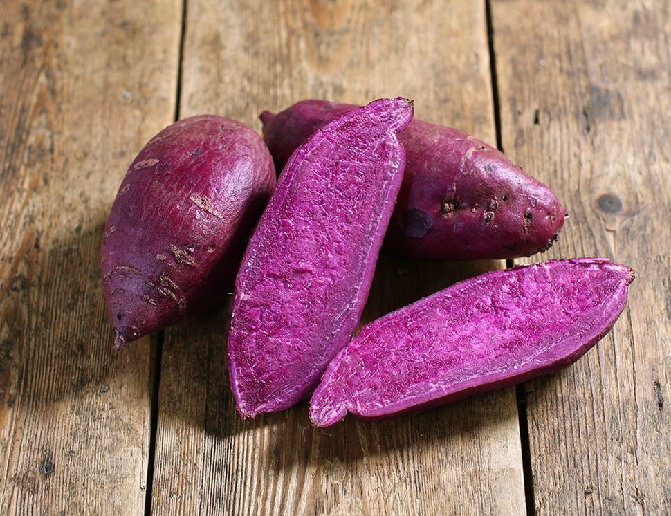 Purple Sweet Potatoes Organic 700g