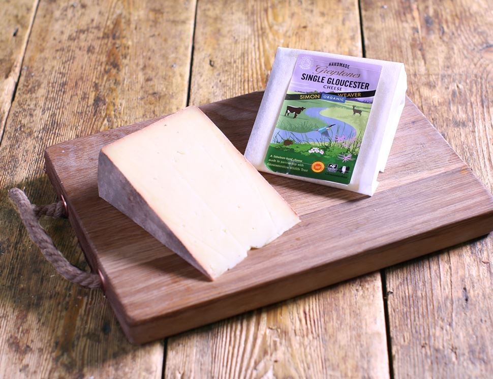 Greystones Single Gloucester, Organic, Simon Weaver (220g)