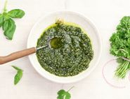Coriander & Lemon grass Pesto