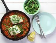Catalonian Braised Hake