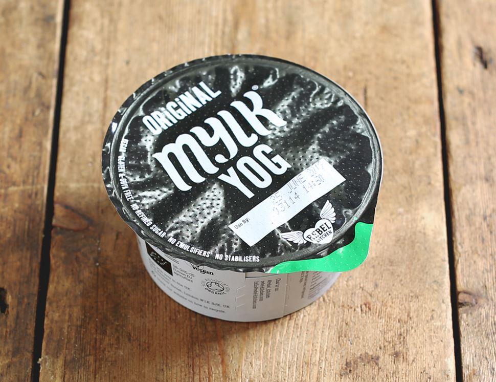 Original, Mylk Yogurt, Organic, Rebel Kitchen (125g)