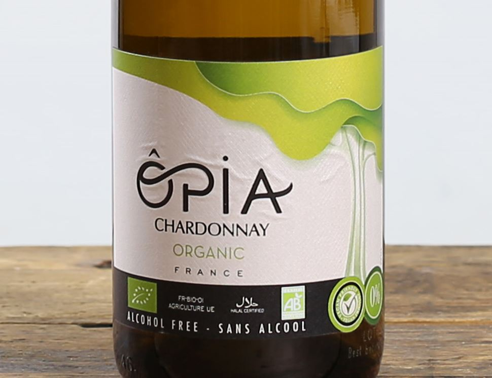Opia Chardonnay, Alcohol Free (75cl)