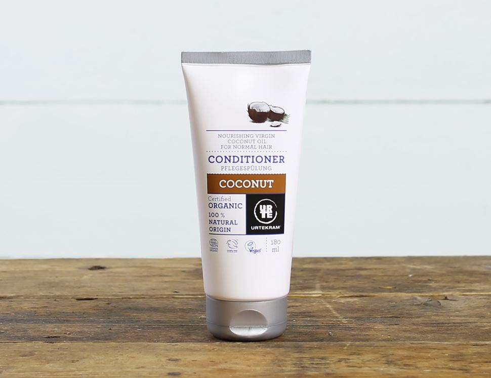 organic coconut conditioner urtekram