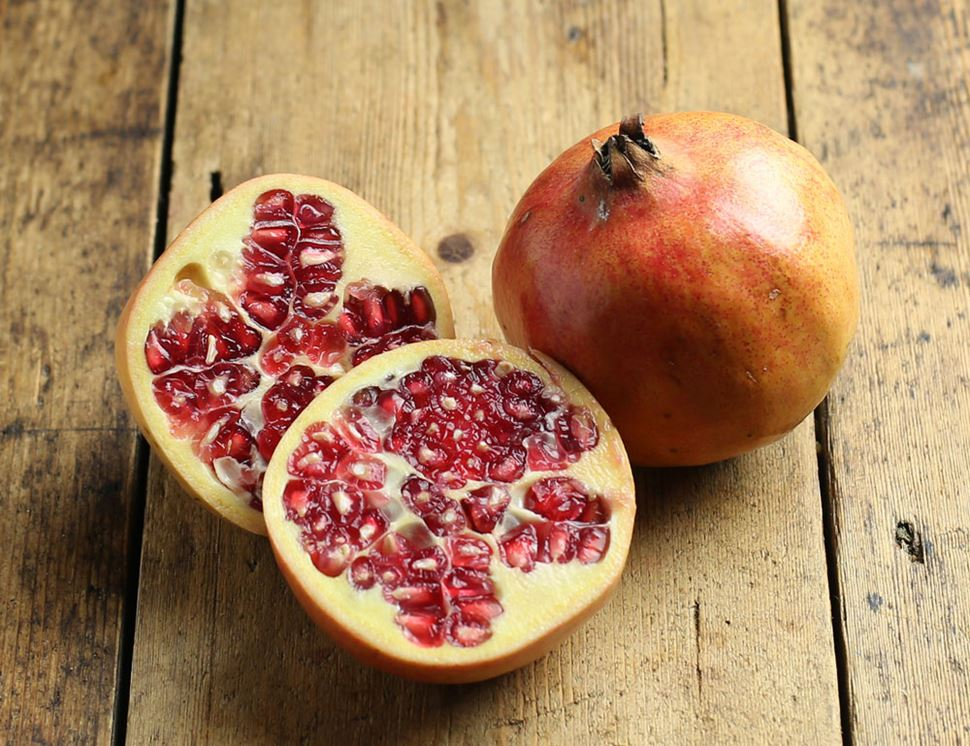 Pomegranates, Organic (2 pieces)