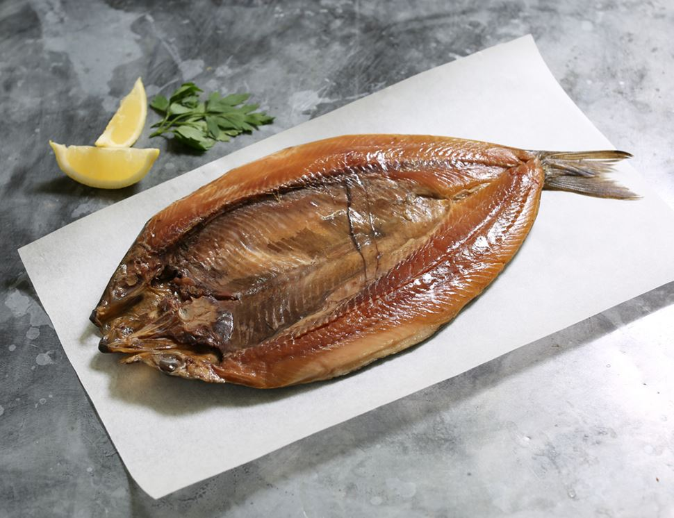 Smoked Whole Kipper, Wild, Severn & Wye Smokery (320g)